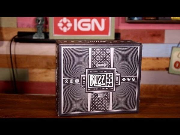 Blizzcon 2018: Unboxing de la Goody Bag