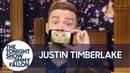 Jimmy Fallon Live Dubs Justin Timberlake's Interview Answers