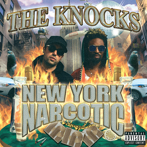The Knocks альбом New York Narcotic