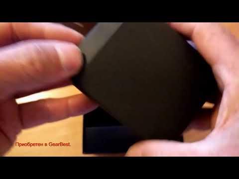 Видеорегистратор «Mini 0906 Car Dual Lens DVR 1080P FHD Dash Cam – BLACK» куплен на сайте GearBest.