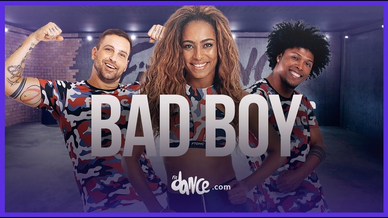 Bad Boy - Marwa Loud   FitDance Life (Coreografía) Dance Video