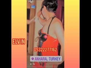 Ankara Travesti - Çankaya Travesti- Travesti - 05322277162 Elvin
