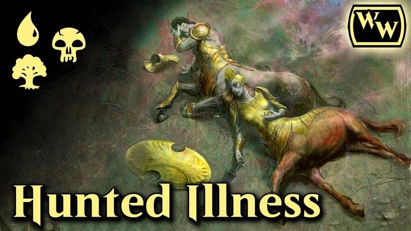 Wacky Wednesday - Modern - Hunted Illness