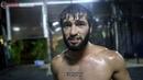 UFC fighter Zubaira Warrior Tukhugov Зубайра Тухугов тренировка клип