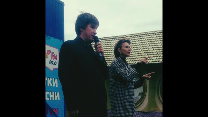 Выступление Алексея Нилова на мероприятии общества глухих 29 сентября 2018 года