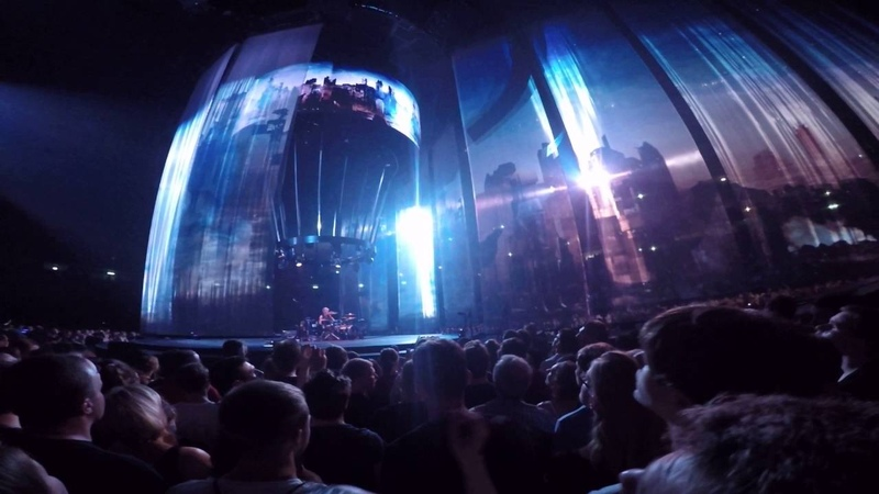Muse - The Globalist Drones 1080p - Live at Mercedes Benz Arena Berlin 03.06.16
