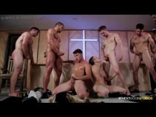 gay cum party