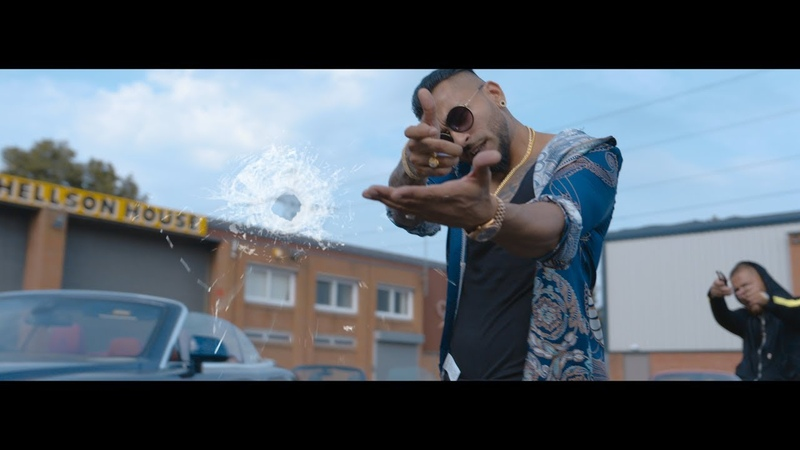 Kamal Raja- THE DAM [OFFICIAL MUSIC VIDEO 2018]