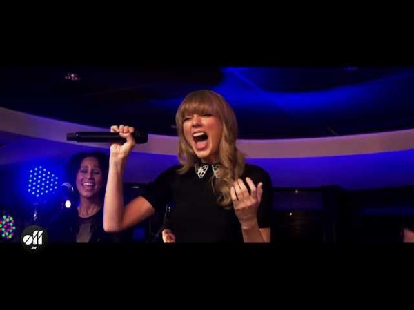 OFF LIVE - Taylor Swift I Knew You Were Trouble Live On The Seine, Paris