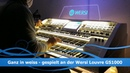 Ganz in weiss - Roy Black- gespielt an der Wersi Louvre GS1000 - Musikwunsch 1