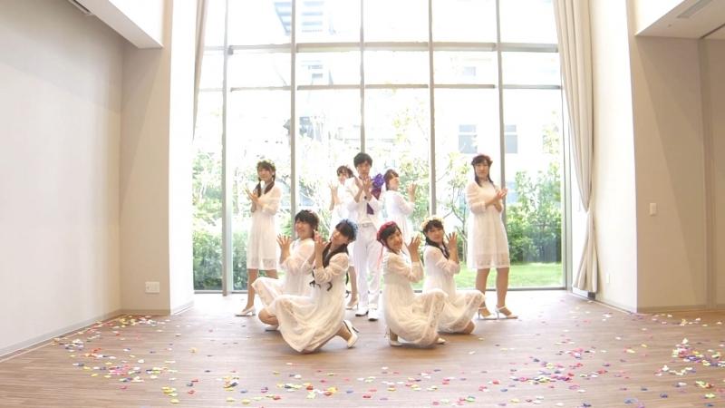 【PDC@K】Flower Wind【踊ってみた】 sm33625639