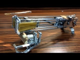 Making a Double Shot Wrist Sling-Crossbow (50K SPECIAL)