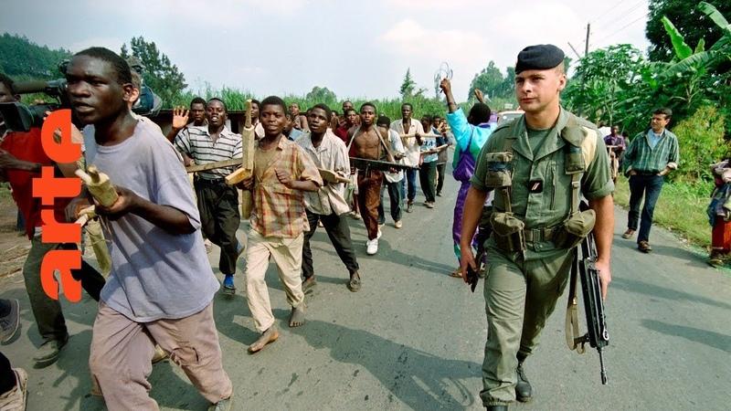 Völkermord in Ruanda Trägt Frankreich eine Mitschuld | ARTE Journal