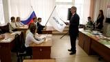 В День Конституции председатель ТИК г.Шадринска побывала в лицее №1