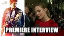 Mission Impossible Fallout Rebecca Ferguson U S Premiere Interview