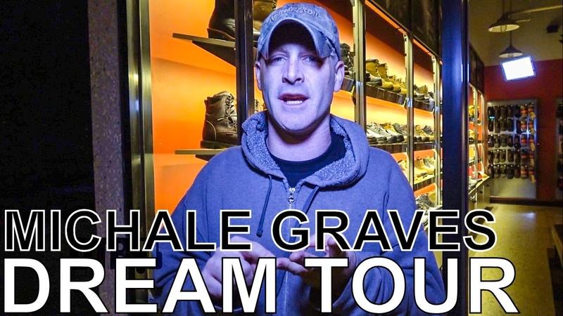Michale Graves (ex- Misfits) - DREAM TOUR Ep. 633