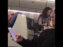 Пьяная Бузова устроила дебош в самолёте