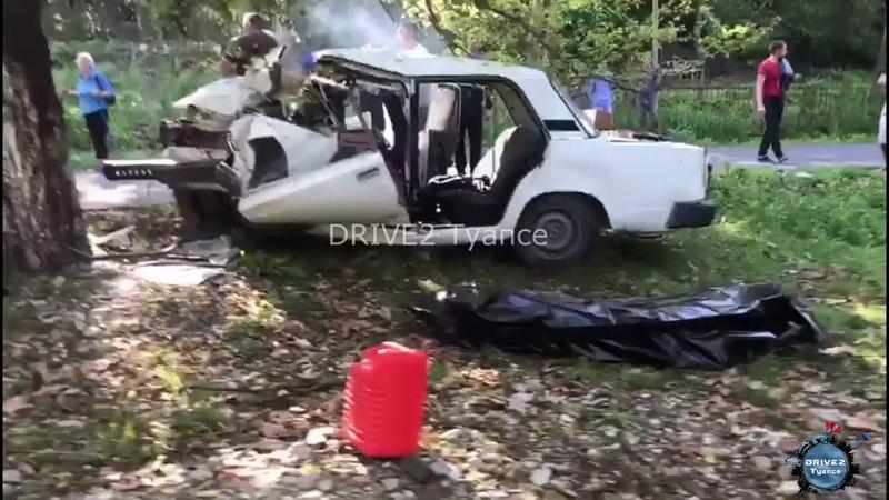 ДТП Шепси Водитель погиб