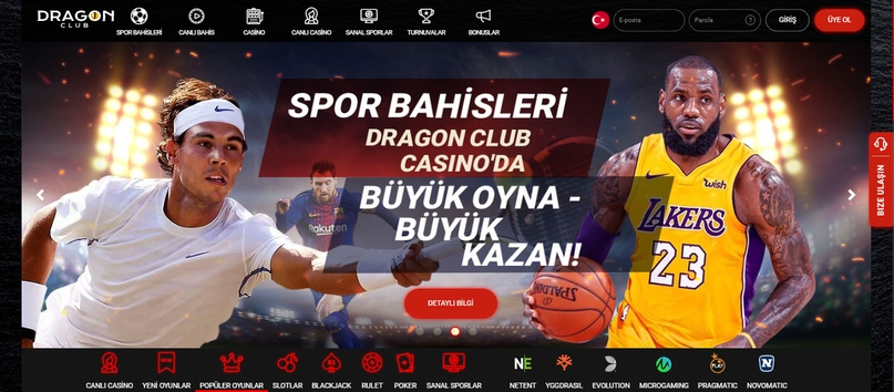 DragonClub — CPA 70$