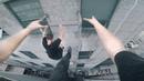 Camera man got stuck on a roof! 🇰🇷