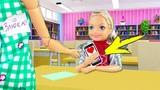 НАШЛА ТЕЛЕФОН УЧИТЕЛЯ! Мультик с куклами Барби, школа мультфильм