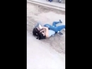 Short chick fight