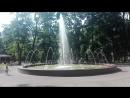 Смоленск Фонтан в саду Блонье