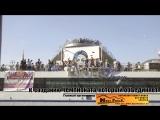Никас Сафронов на Первом Чемпионате мира по Граффити 3D на Москве-реке «Next Proekt»