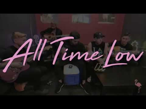 All Time Low - Birthday (Green Room Sessions 1)