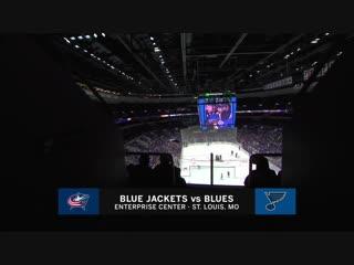 NHL 2018-2019 / RS / 25.10.2018 / Columbus Blue Jackets - St. Louis Blues
