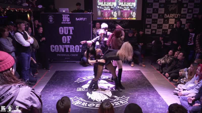 DANCE | 181208 NAVINCI NEWEST-G @ OUT OF CONTROL Vol.9 Showcase - cr. Bragg films
