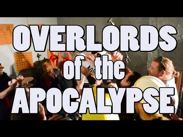 INVIDIOSUS Overlords of the Apocalypse Official Music Video