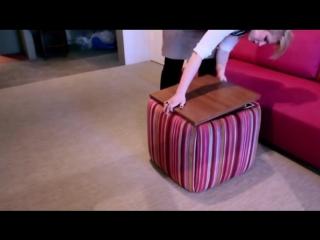 Мебель в маленькой квартире