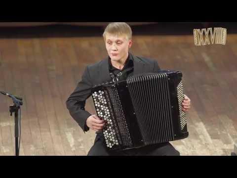 SEMENOV Caprice No.1 - Alexander Komelkov, bayan / СЕМЁНОВ Каприс №1 - Александр Комельков, баян