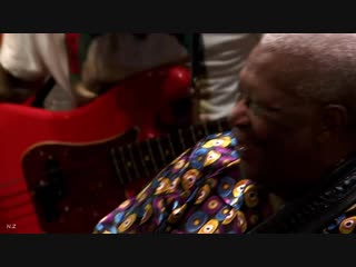 BB King Eric Clapton - The Thrill Is Gone 2010 Live Video FULL HD