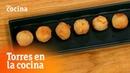 Croquetas de berenjena y queso - Torres en la Cocina | RTVE Cocina