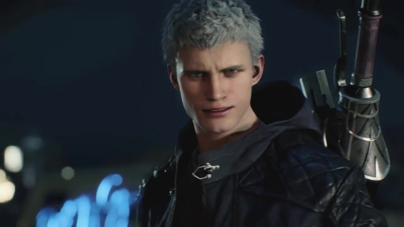 Devil May Cry 5 TGS 2018 Trailer