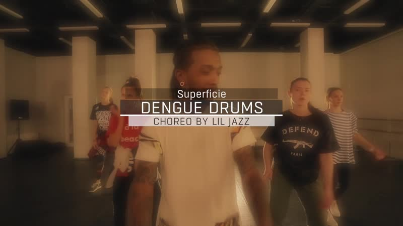 Dengue Drums — Superficie   Choreography by Lil Jazz