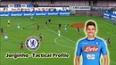Jorginho Tactical Profile Welcome to Chelsea Player Analysis