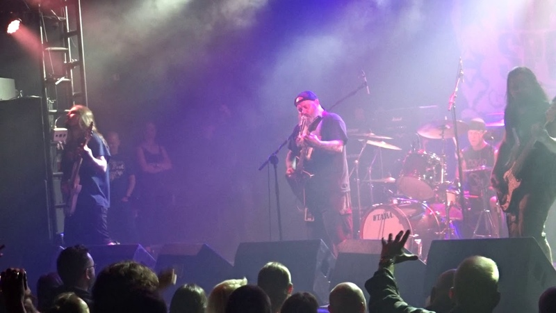 Crowbar-Planets Collide. Electric Ballroom, London. 6th October 2018