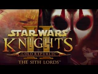 SStar War: knights of the old republic II the sith lords - fan trailer