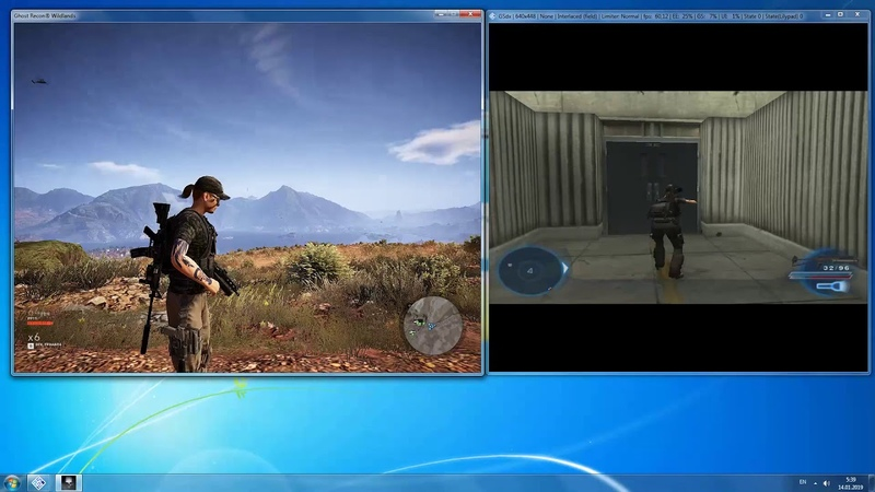 Tom Clancys Ghost Recon Wildlands VS Siphon Filter The Omega Strain