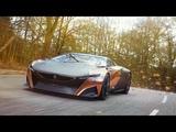 2017 Peugeot Onyx Test Drive