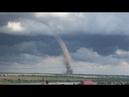 Смерч в Беляевском районе, Украина | Tornado in the Belyaevsky district, Ukraine