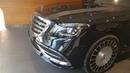 Mercedes MAYBACH S560 4Matic black beige luxury