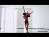 История любви в танце под песню Адель All I Ask