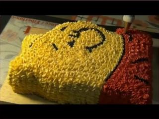 Порадуй детей тортиком с Вини Пухом