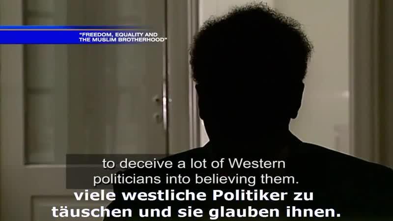 Die Muslimbruderschaft Geheimgesellschaft der Islamisten zur Unterwanderung des Westens