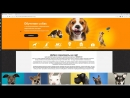 Шерлок (example for website design)