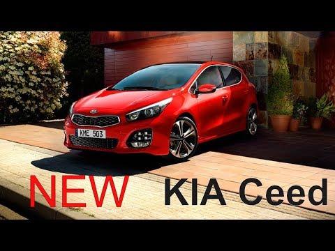 2018 KIA Ceed | Popular hatchback designed for Europe